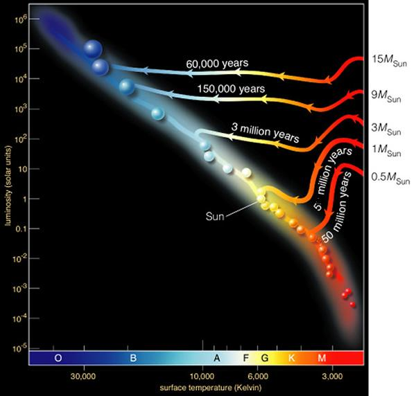 Evolution page 3 the formation of a young star ccuart Image collections