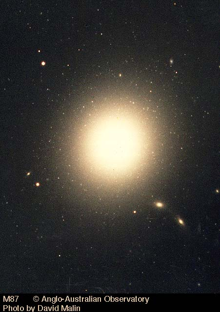 Hubble's Tuning Fork and Galaxy Classification | Astronomy 801 ...