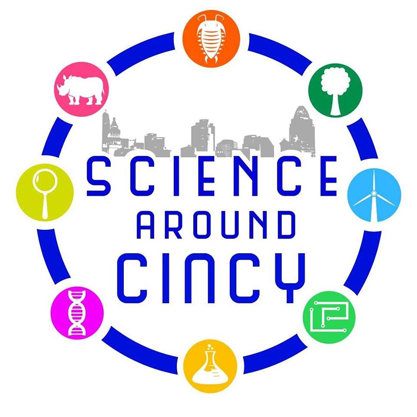 Science Around Cincy Logo