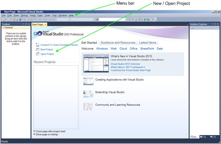 Extend Visual Studio Ide Page - Biosciencenutra